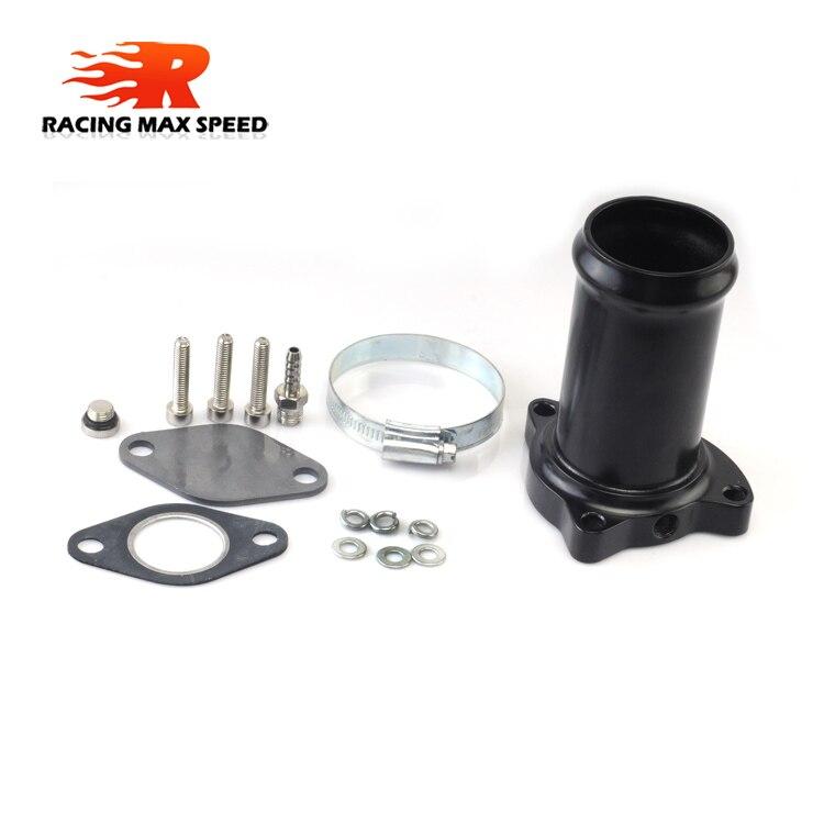 Auto racing 50mm EGR Verwijderen Kit Pijp Pak Voor VW 1.9 TDI 75/80/90/115 BHP Uitlaatgasrecirculatieklep