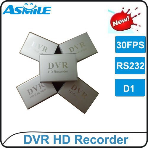 1CH XBOX DVR with RS232 port single one channel CCTV DVR from asmile xbox