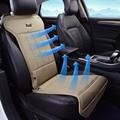 De enfriamiento del asiento de coche insuficiencias para jetta pasos salta maleta cc felpa tare cojín de enfriamiento, ventilador de fundas de asiento de coche