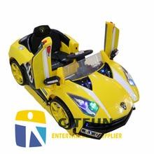 Высокое качество крутой гоночный автомобиль Плаза развлекательное устройство оборудование, с монетоприемником детский CIT-KR009A
