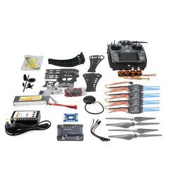 DIY RC Drone Quadrocopter RTF X4M360L Frame Kit with GPS APM2.8 AT10 TX F14892-D