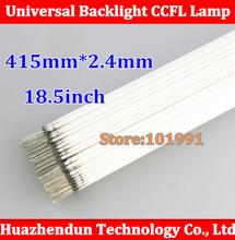 "50pcs Super light 415MM*2.4MM CCFL tube Cold cathode fluorescent lamps for 18.5"" widescreen LCD monitor 15PCS/LOT(China)"