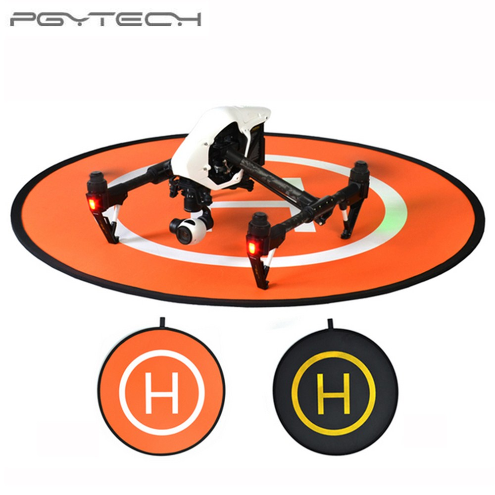 Fast-fold landing pad helipad protective RC Drone gimbal Quadcopter Helicopter parts DJI phantom 2 3 4 inspire 1 Accessories