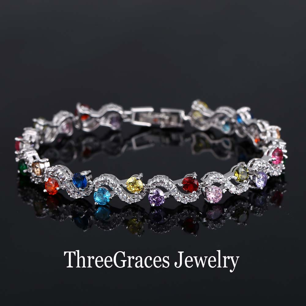 silver fashion rnozuvi stone vitamins bracelet in to trendy sterling multicolor bracelets bingefashion gemstone colored are like