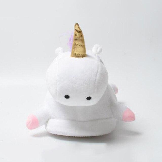 Womens unicorn slippers