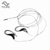 Original TTLIFE Wired Sport Earphone RSM3 HiFi Stereo Super Bass Headphone In-ear Headset for Android Phone Xiaomi auriculares