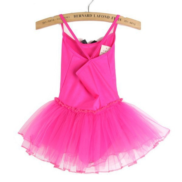 Leotard Girl Dancewear New Girls Ballet Dress For Children Girl Dance Clothing Kids Ballet Costumes For Girls Dance 6 Color