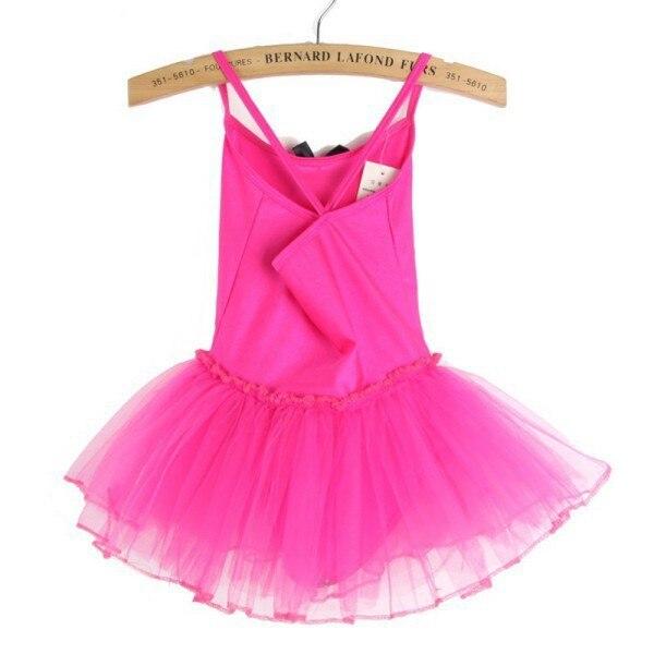 Leotard Girl Dancewear New Girls Ballet Dress For Children Girl Dance Clothing Kids Ballet Costumes For Girls Dance 6 Color