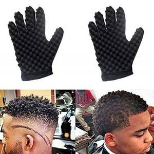 1Pcs Oval Double Sides Magic twist hair brush sponge Wave Hair Twist Braiders Dreads Twisting Locks Dreadlocks Curl Brush Tool