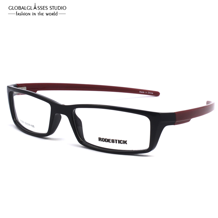unisex tr90 optical spectacle frame ultra light myopia sports eyewear glasses frames 11201
