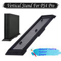 Para ps4 pro console stand magia suporte vertical para sony playstation 4 pro game console