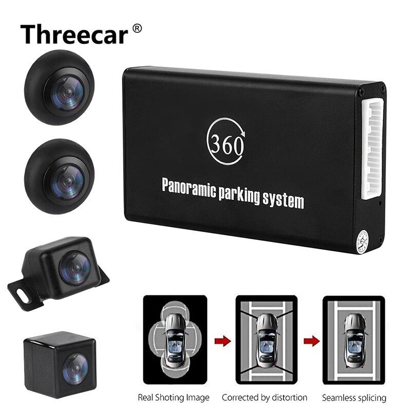 Панорамная камера заднего вида 360 градусов система парковки авто камера все круглые ночного видения водостойкая обратная камера De Recul
