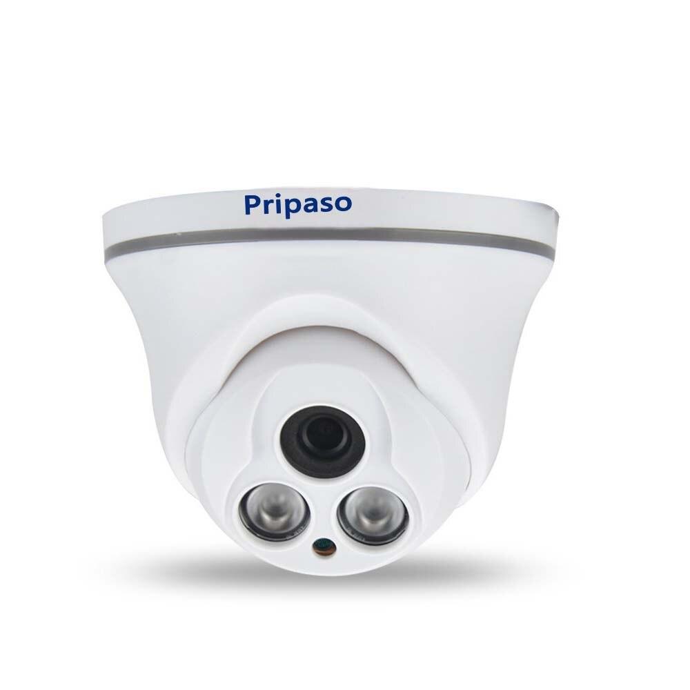 ФОТО Pripaso 1.3MP Network Dome IP POE Camera Indoor HD 960P for Outdoor/Indoor CCTV Security Surveillance