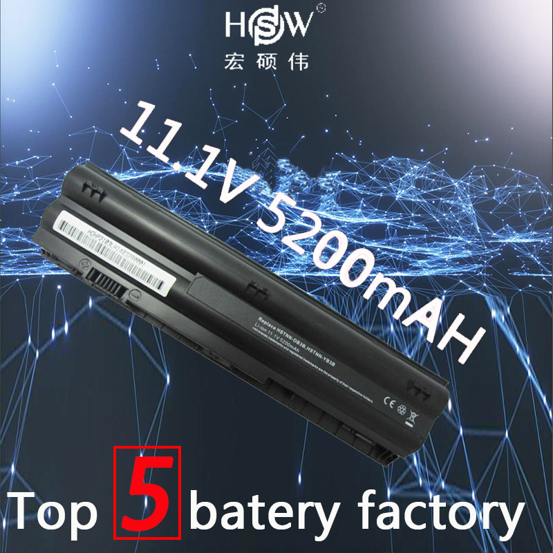 HSW 5200MAH csere laptop akkumulátor Mini 210-3000 Pavilion dm1-4000 - Laptop kiegészítők