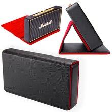 2020 Opvouwbare Met Magnetische Zuigkracht Functie Draagbare Beschermhoes Tas Cover Case Voor Marshall Stockwell Draagbare Speaker