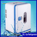 New Semiconductor Car Refrigerator Freezer 12V 12L Portable Auto Mini car refrigerator Cooler & Warmer For Car Use