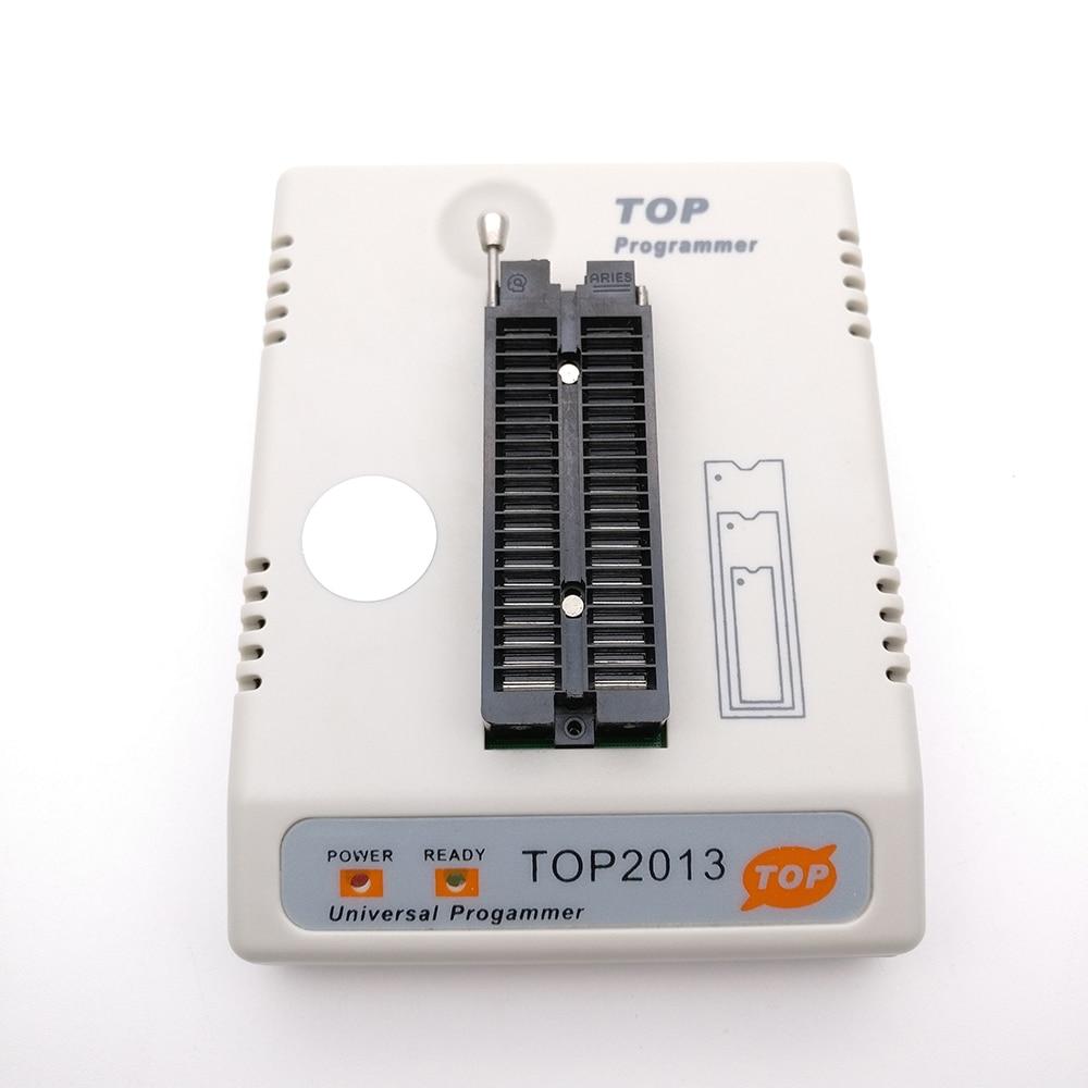 все цены на  100% Original TOP2013 USB universal programmer EPROM MCU PIC ,Writer Duplicator Burner  онлайн