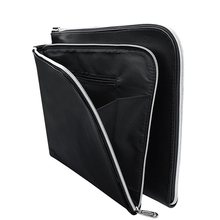 A4 PU Leather Folder Paper Holder Office File Folders Leather-Folder-For-Papers Documents Bag Documentation Organizer Carpeta
