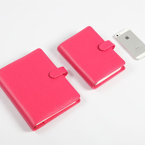 Image 2 - Lovedoki agenda quotidien, agenda personnel, série Dokibook, carnet de notes, couverture couleur bonbon, A5 et A6, feuilles mobiles, nouveau 2020