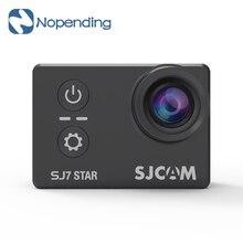 NEW Original SJCAM SJ7 Star 4K Sports Action Camera IMX117 CMOS Ambarella A12S75 166 Degree FOV Motion Detection Remote Control