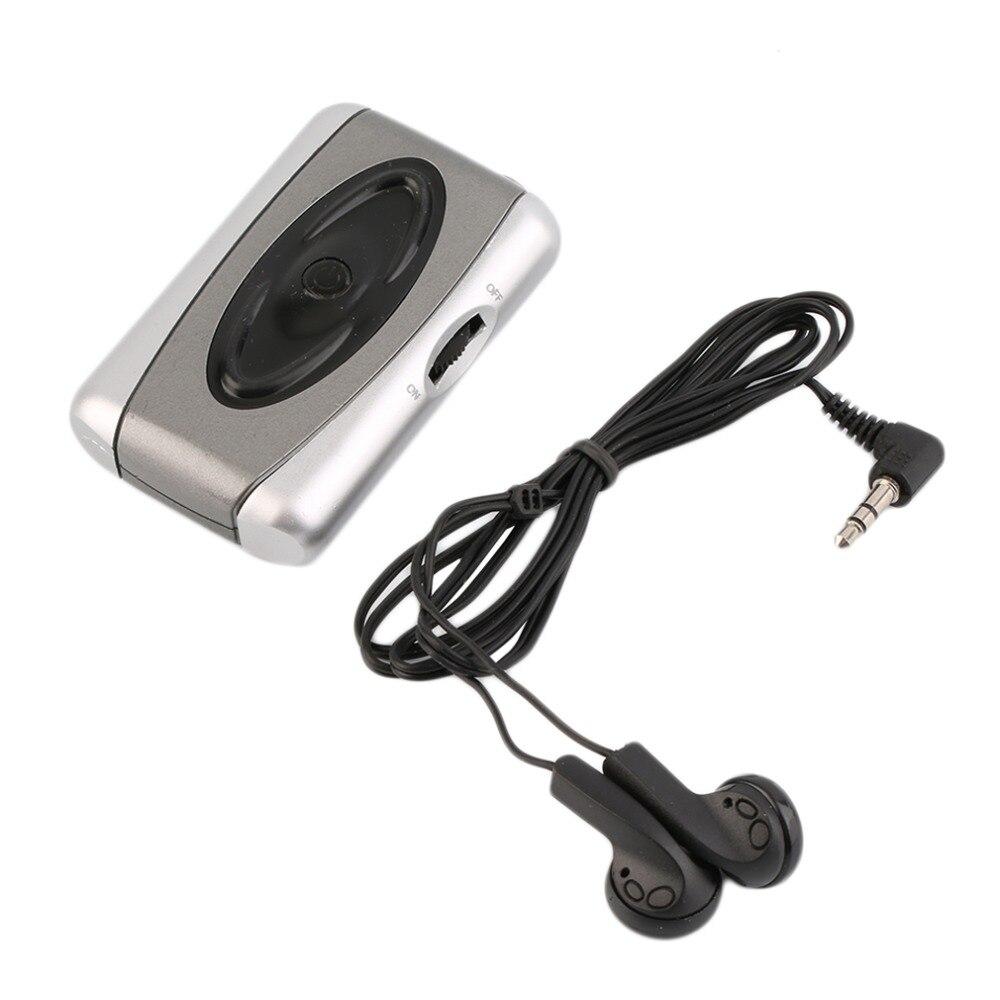 Personnel TV Son Amplificateur Aide Auditive Dispositif D'assistance Écouter Mégaphone Tout Neuf et de haute qualité