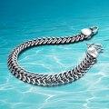 Новинка дизайн ; серебро bralcet мужчины реальная серебряный браслет ; змея ; марка браслет мужчины ; 925 тайский серебряные ювелирные изделия