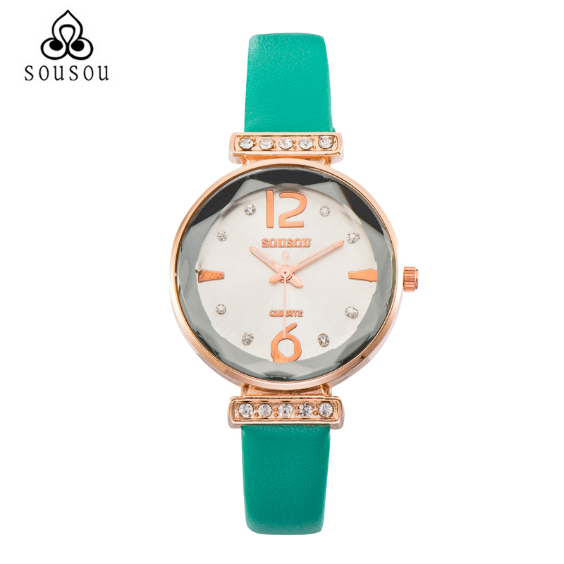 2016 Famous Brand Quartz Watch Women Watches Ladies Fashion Female Clock Wrist Watch Dress Watch  Montre Femme Relogio Feminino