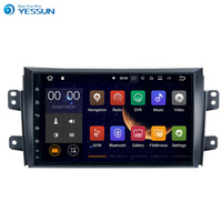 YESSUN Android Radio Car Player For Suzuki SX4 2006 2012 Stereo Radio Multimedia GPS Navigation With