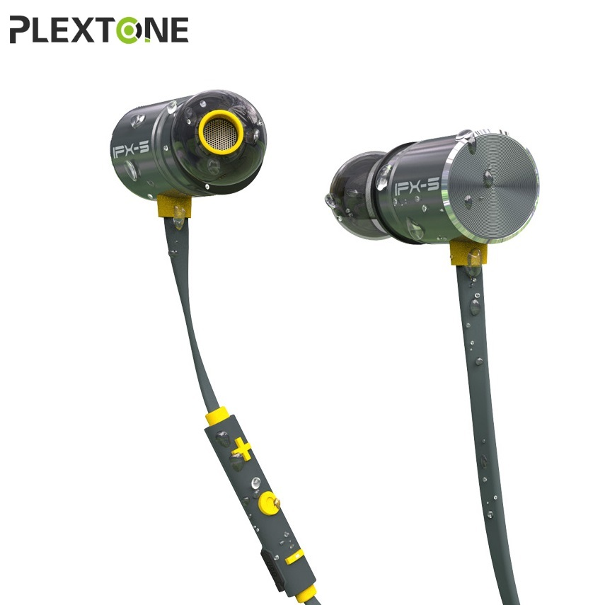 PLEXTONE Magnetic Bluetooth Earphone IPX5 Waterproof Wireless Headphone Stereo Earbuds Headset Bluetooth 4.1 Sports Headphones bluetooth headphones original jabees bsport bt4 0 headset wireless waterproof earphone earbuds audifonos for running biking