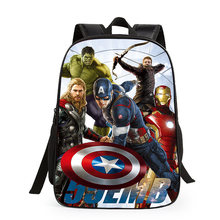 RTYCDG 2018 New Boys and Girls Cartoon School Bag Backpack School Children's School Bag Anna Elsa Backpack Mochila Infantil(China)