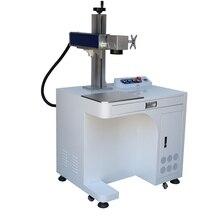 Free shipping 20W MAX  Fiber Laser Marking Machine for Metal