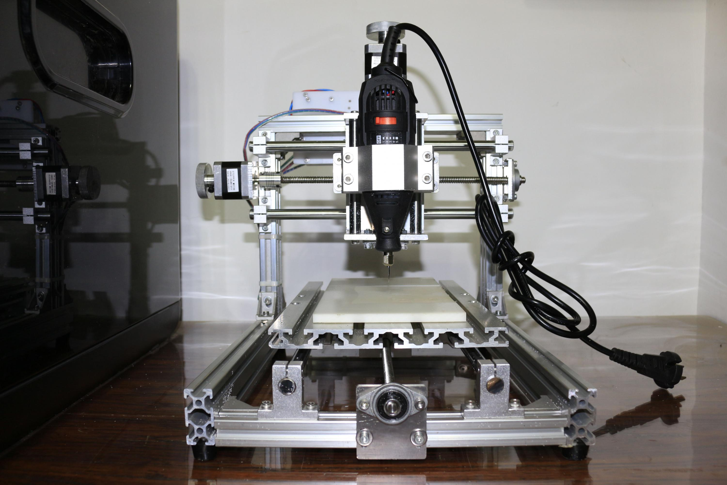 Diy Engraving Machine (be Carved Acrylic, Double Color Boards, 46 Soft Metal Aluminum Alloy Nameplate, Pcb Etc.)