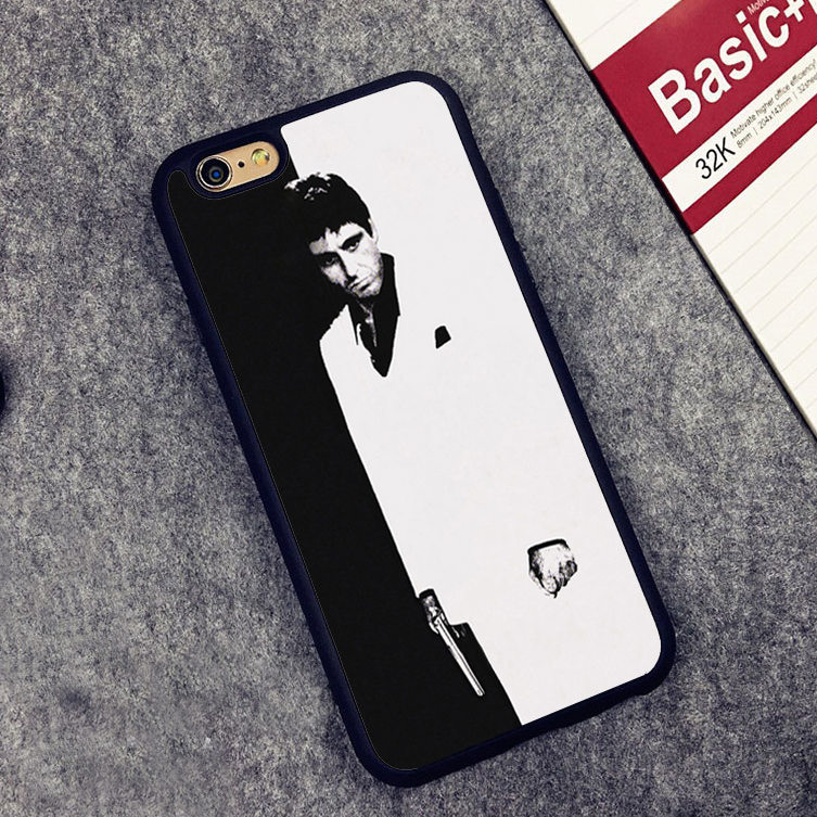 coque iphone x scarface
