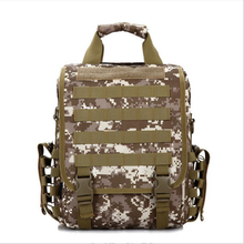 Outdoor Sports Shoulder Bags Men Military Tactical Backpacks Waterproof Wear-Resitant 600D Oxford Cloth Hiking Camping Rucksacks