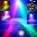 Новый R & G Лазерная Аврора Воды Galaxy Sky Эффект Полного Цвета RGB LED DJ Главная Партия Дискотека Кафе Рождество Бар Танец Света T34