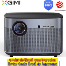 Global Internasional Versi Xgimi H2 DLP Proyektor 1080 P Full HD 3D 4K Video Proyektor Android TV Bluetooth WIFI home Theater(China)