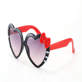 Kids Sunglasses Children Fashion Heart S...