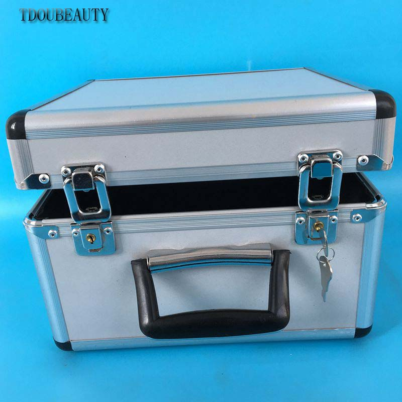 Dental Magnifier Medical Headlights Surgical Headlights Metal Boxes, Aluminum Precision Equipment Boxes