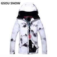 2018 GS Ski Jacket Women Snowboard Coat Mountain Skiing Suits For Women S Winter Jacket Blouson