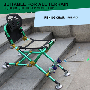 Image 5 - Portable Sillas Moon Chair Fishing Camping Chaise Stool Silla Extended Chair Stoel Garden Ultralight A Chair Home Furniture