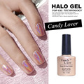 Candy Lover New holographic Halo Gel Nail Polish 20 Colors LED Soak Off Nail Lacquer uv gel Varnish Long Lasting nail enamel