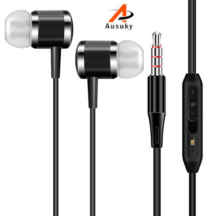 Ein ausuky neueste pro in ohr kopfhörer für handy stereo qualität - Tragbares Audio und Video