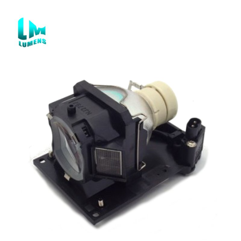 Projector  Compatible Bare Bulb   DT01431 with housing Lumens Brand for HITACHI CP-X2530WN / CP-X3030WN with high quality high quality brand new projector bare bulb dt00821 for hitachi cp x5 x3 x264 x3w x5w x6 x6w projector 3pcs lot