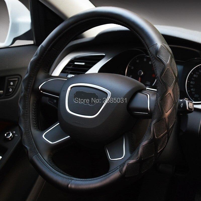 03 Car Steering Wheel Cover
