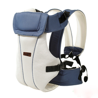 2 To 30 Months Baby Sling Breathable Ergonomic Baby Carrier Baby Front Carrying Children Kangaroo Infant
