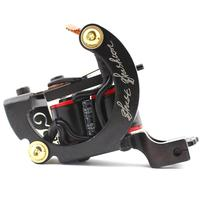 Professional Quiet Motor Beginner Tattoo Machine Liner Shader with Coils New