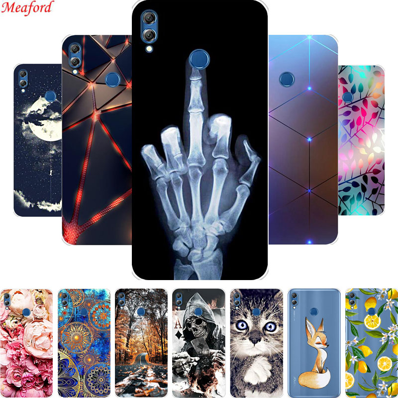 <font><b>Honor</b></font> <font><b>8X</b></font> Cover For <font><b>Huawei</b></font> <font><b>Honor</b></font> <font><b>8X</b></font> Max Case Nova 3 Silicone Soft TPU Cover for <font><b>Huawei</b></font> <font><b>Honor</b></font> 8 X Max Case <font><b>8X</b></font> Nova 3i case Funda image