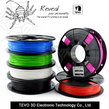 ABS Plastic 3D Printer 1kg 1.75MM Supplies Filament for RepRap  3D filament ABS filament 1.75  impressora 3D filamento