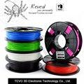 Plástico abs filamento impressora 3d 1 kg 1.75mm suprimentos para reprap 3d impressora de filamento abs filamento 1.75 3d filamento