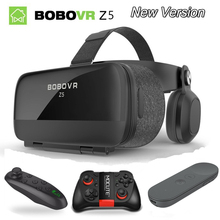 Bobovr Z5 wave VR Virtual Reality 3D Glasses Helmet VR 3D Movie Glasses Headset Box Cardboard for 4.0-6.3 Smartphone+Controller настенная плитка tecniceramica sky line negro brillo 25х50